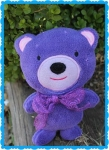 Little BooBoo Bear 5x7 and 6x10
