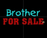 Brother for sale 4x4