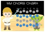 Star Wars Inspired Chore Chart PRINTABLE