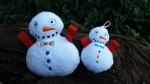 Snowman Softie 3 sizes