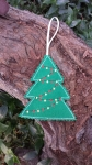 Christmas Tree -- 4x4 Ornament