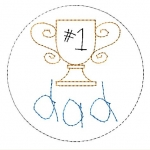 4x4 ITH Coaster - No.1 Dad
