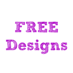 FREE DESIGNS - PLEASE READ DESCRIPTION. DO NOT ADD TO CART.