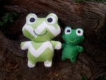 Frog Softie 4 sizes