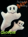 Ghosties - 3 sizes 4x4,5x7 and 6x10
