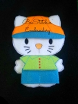 Tom Kitty Unpaper Doll 5x7