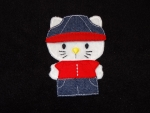 Tom Kitty Unpaper Doll 4x4