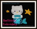 Miss Kitty Mermaid Set 4x4