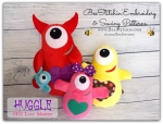 ITH Love Monster Softie - 4 sizes