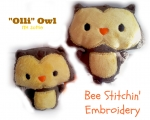 Olli Owl Softie - 2 sizes
