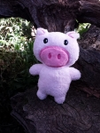 Little Pig Softie - 3 sizes