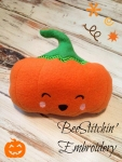 Percy Pumpkin ITH 3 sizes