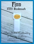 Adventure Time Finn ITH Bookmark - 4x4 5x7