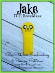 Adventure Time Jake ITH Bookmark - 4x4 5x7