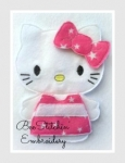 Miss Kitty Unpaper Doll 5x7