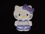 Miss Kitty Unpaper Doll 4x4