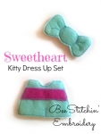 Sweetheart Set - Miss Kittty & Tom Kitty